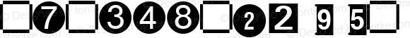 NumericsW95-5 Regular Version 1.10