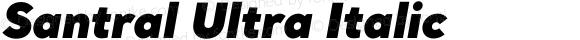 Santral Ultra Italic