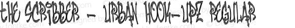 THE SCRIBBER - URBAN HOOK-UPZ