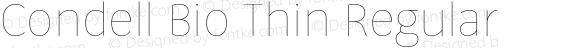 Condell Bio Thin