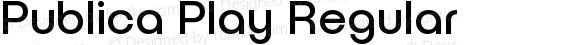 PublicaPlay-Regular