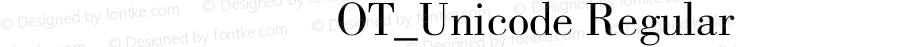 方正藏文新白体OT_Unicode Regular Version 1.00