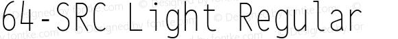 64-SRC Light Regular
