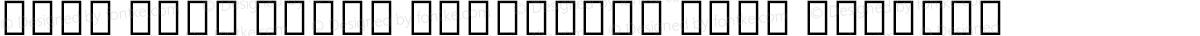 Noto Sans Tamil Condensed Thin Regular