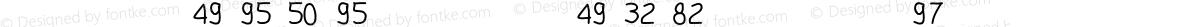 gpos1_2_font1 Regular