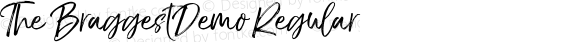 The BraggestDemo Regular preview image