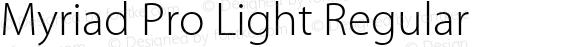 Myriad Pro Light Regular Version 2.062;PS 2.000;hotconv 1.0.57;makeotf.lib2.0.21895