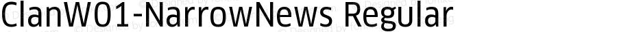 ClanW01-NarrowNews Regular Version 7.504