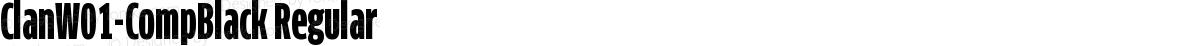 ClanW01-CompBlack Regular