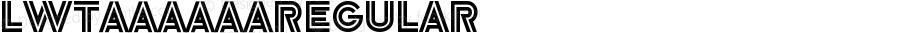 LWT 1996 Regular Version 1.10 February 25, 2017