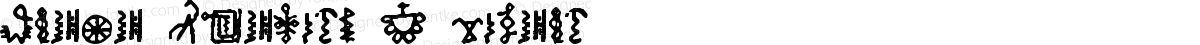 Bamum Symbols 1 Normal