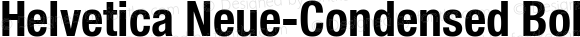 Helvetica Neue-Condensed Bold Condensed Version 1.400;PS 001.004;hotconv 1.0.38