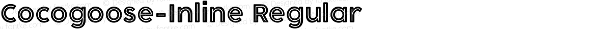 Cocogoose-Inline Regular