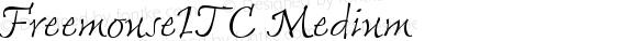 FreemouseITC Medium