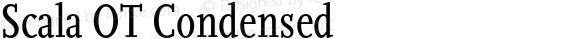 Scala OT Condensed