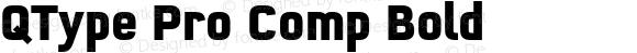 QType Pro Comp Bold