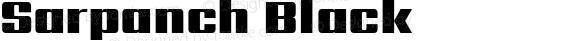Sarpanch Black