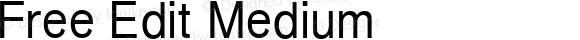 Free Edit Medium