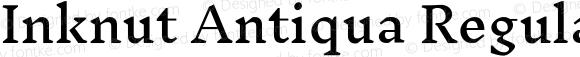 Inknut Antiqua