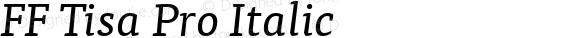 FF Tisa Pro Italic Version 7.504; 2009; Build 1023;com.myfonts.easy.fontfont.tisa-pro.pro-ita.wfkit2.version.4ga8