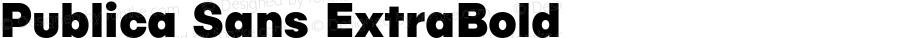 PublicaSans-ExtraBold