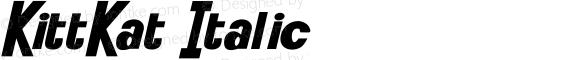 KittKat Italic