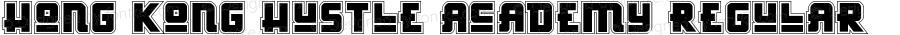 Hong Kong Hustle Academy Regular Version 1.00 July 24, 2016, initial release