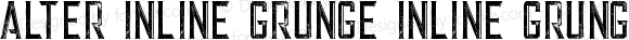 Alter Inline Grunge Inline Grunge Version 1.000