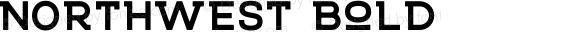 NORTHWEST Bold Version 1.002;PS 001.002;hotconv 1.0.70;makeotf.lib2.5.58329