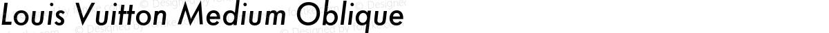 Louis Vuitton Medium Oblique