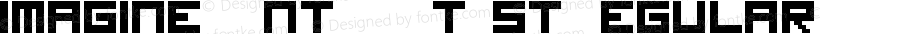 imagine font_12pt_st Regular Version 1.0 Extracted by ASV http://www.buraks.com/asv