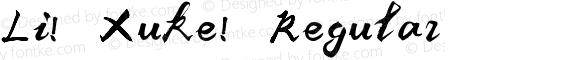Li Xuke Regular Version 1.4