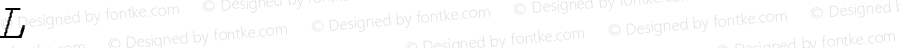 LightItalic-Light-Italic Regular
