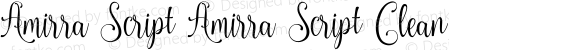 Amirra Script Amirra_Script Clean Version 1.000