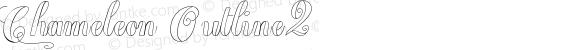 Chameleon Outline2
