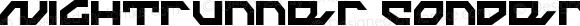 Nightrunner Condensed Condensed