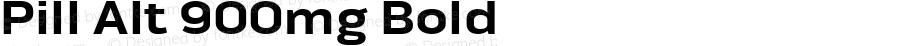 Pill Alt 900mg Bold Version 1.000 2007 initial release