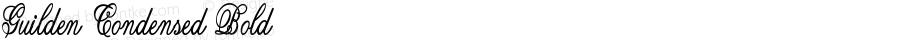 Guilden-CondensedBold