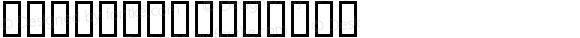 ArsNova Regular Macromedia Fontographer 4.1 08.11.02