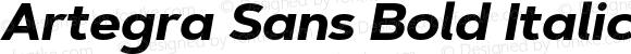 Artegra Sans Bold Italic Version 1.00;com.myfonts.easy.artegra.artegra-sans.bold-italic.wfkit2.version.4KmL