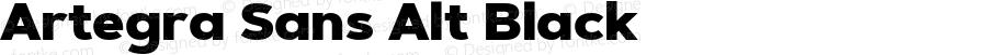 Artegra Sans Alt Black Version 1.00;com.myfonts.easy.artegra.artegra-sans.alt-black.wfkit2.version.4KmG