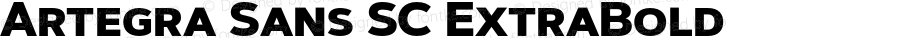 Artegra Sans SC ExtraBold Version 1.00;com.myfonts.easy.artegra.artegra-sans.sc-extrabold.wfkit2.version.4KoJ