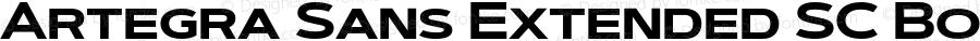 Artegra Sans Extended SC Bold Version 1.00;com.myfonts.easy.artegra.artegra-sans.sc-extend-bold.wfkit2.version.4Kr9