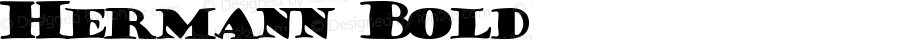 Hermann Bold Macromedia Fontographer 4.1 7/20/96