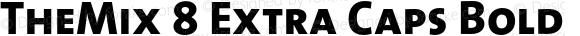 TheMix 8 Extra Caps Bold 1.0