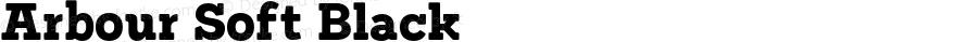 Arbour Soft Black Version 1.000;PS 001.000;hotconv 1.0.88;makeotf.lib2.5.64775