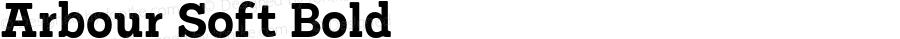 Arbour Soft Bold Version 1.000;PS 001.000;hotconv 1.0.88;makeotf.lib2.5.64775