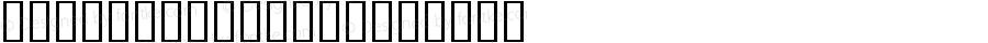 Mil SymMod 02 Normal Macromedia Fontographer 4.1 4/24/97