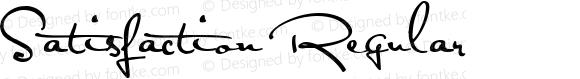 Satisfaction Regular Macromedia Fontographer 4.1.4 7/5/03