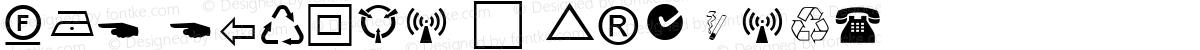 ICS Symbol 1 Regular